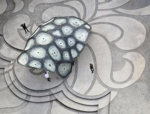Materiały kompozytowe i robotyka we współczesnej architekturze. Eksperymentalny pawilon w Stuttgarcie