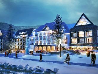Rozbudowa dawnego hotelu Bristol w Zakopanem