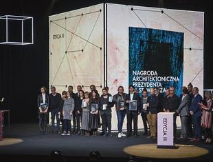 Nagroda Architektoniczna Prezydenta Warszawy 2016